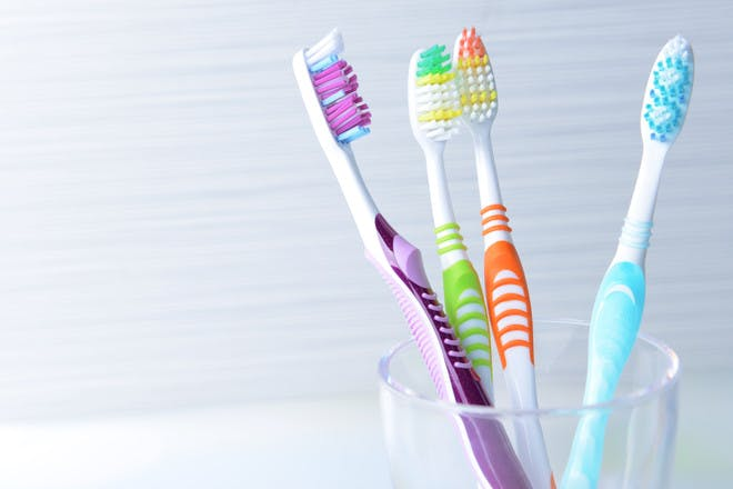 1. Toothbrush – replace every three months