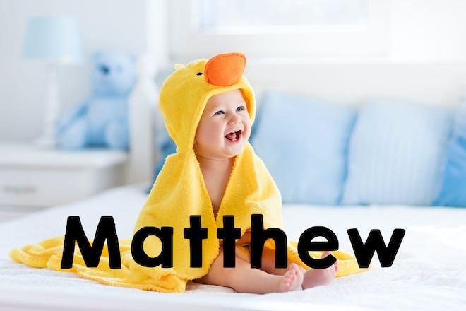 Matthew baby name