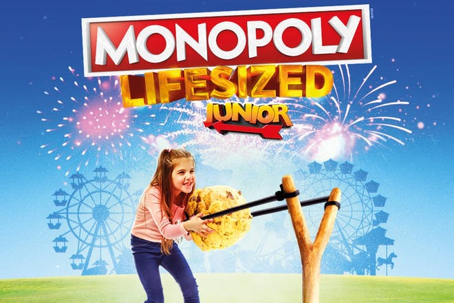 Monopoly Lifesized, London