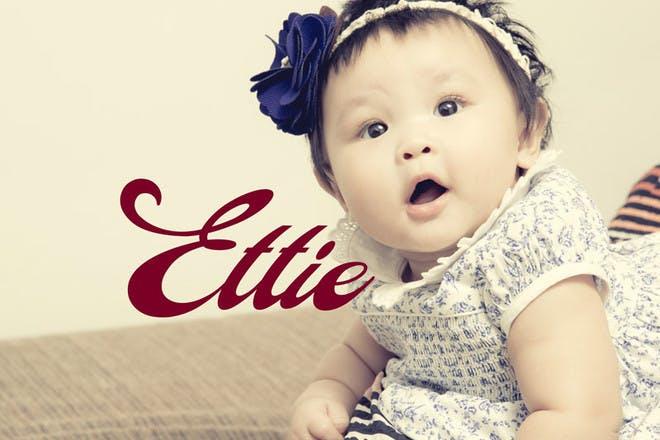 3. Ettie