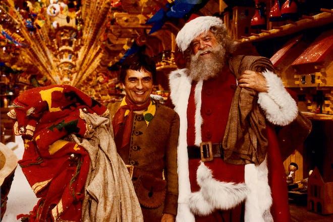 Santa Clause: The Movie film still