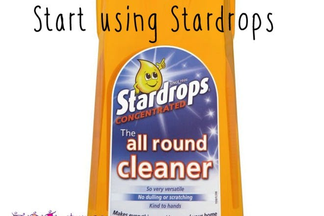 stardrop cleaning product