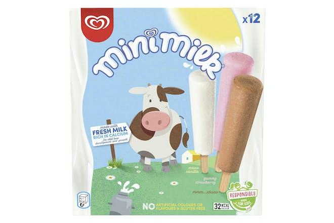 Mini milk pack 2020
