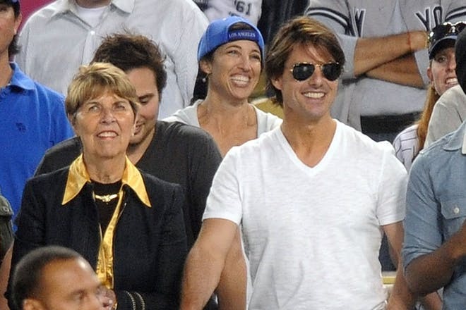 14. Tom Cruise's mum