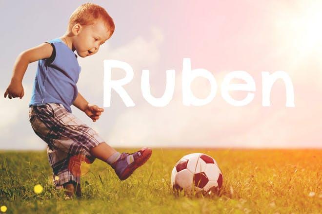 36. Ruben