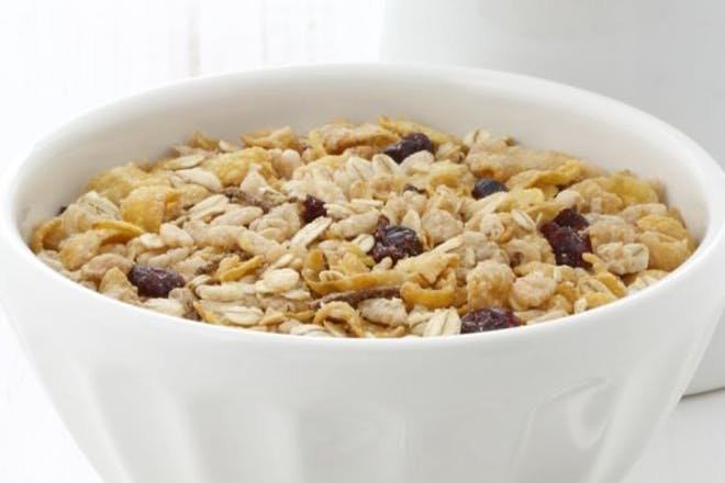 Nutty cereal