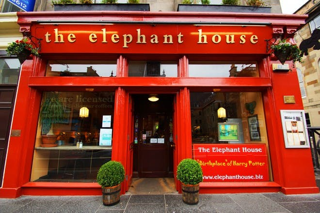 the elephant house edinburgh