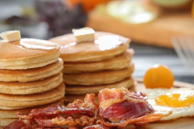 30. Basic American pancake mix