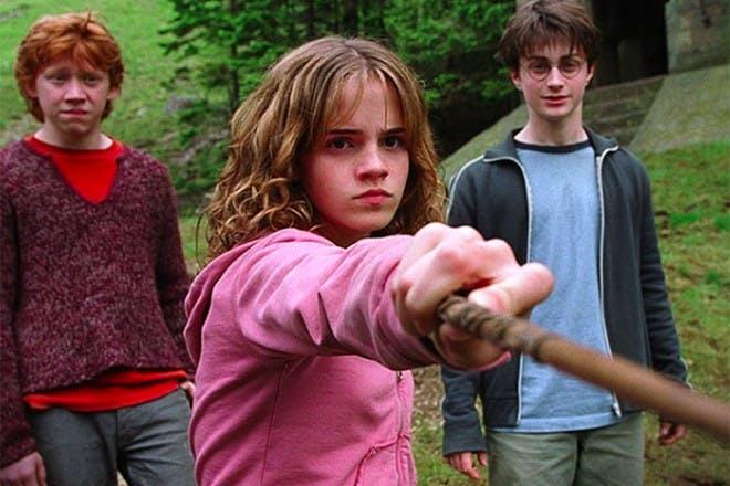 Hermione Granger in Harry Potter and the Prisoner of Askaban