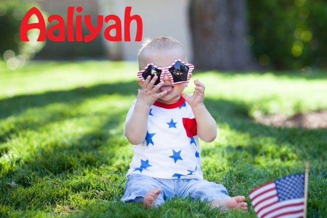 1. Aaliyah