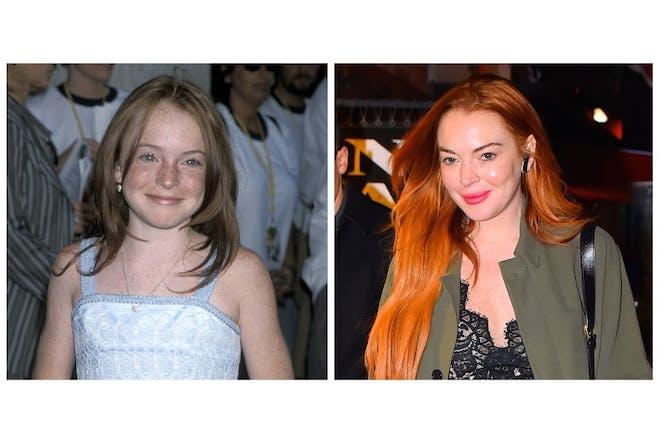 10. Lindsay Lohan