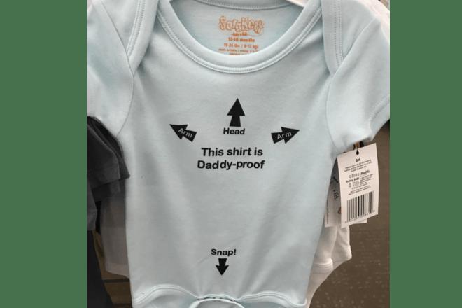 Baby onesie reddit