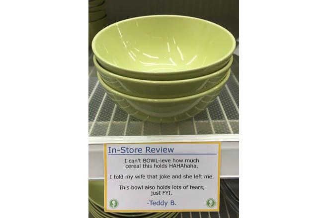 bowl review