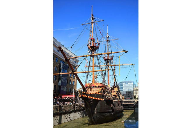 4. The Golden Hinde, London