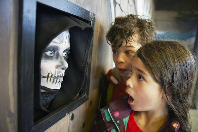 Halloween at Drusilla's Park