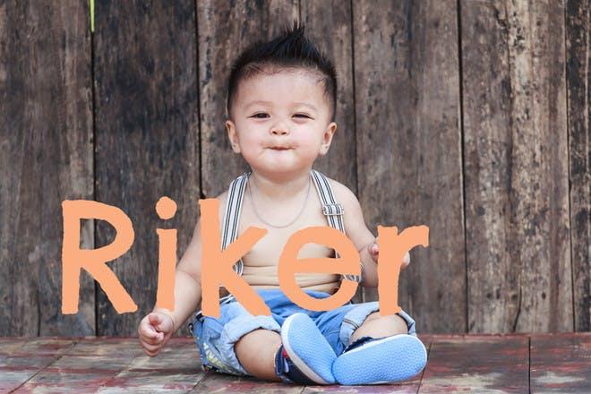 Baby name Riker