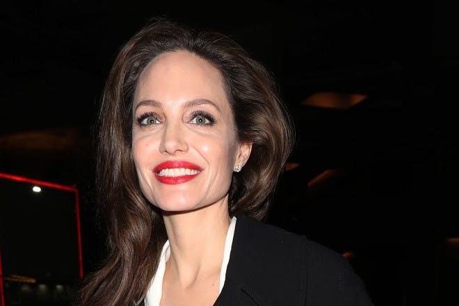 9. Angelina Jolie