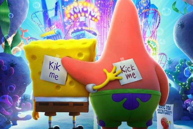 11. The SpongeBob Movie: Sponge on the Run