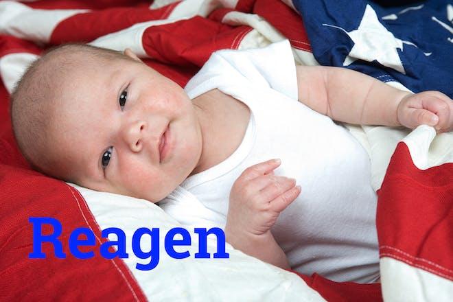 Reagen baby name