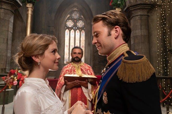 3. A Christmas Prince: The Royal Wedding