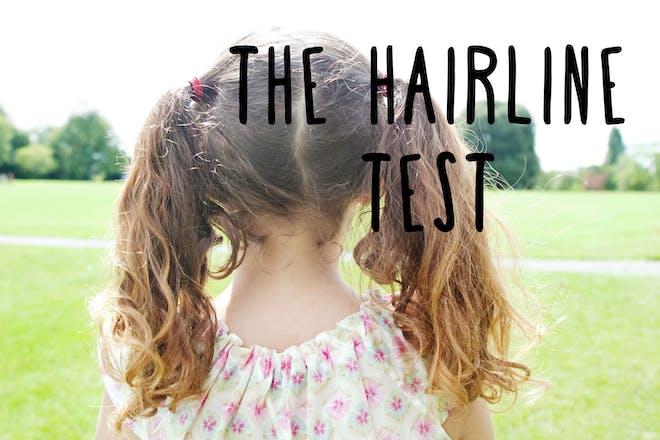 Hairline test