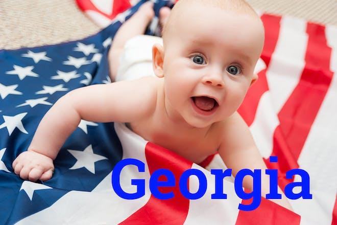 Georgia baby name