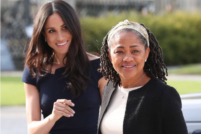 Meghan and Doria's cutest mum and daughter moments