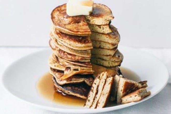 14. Two ingredient pancakes