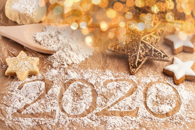 2020 in icing sugar
