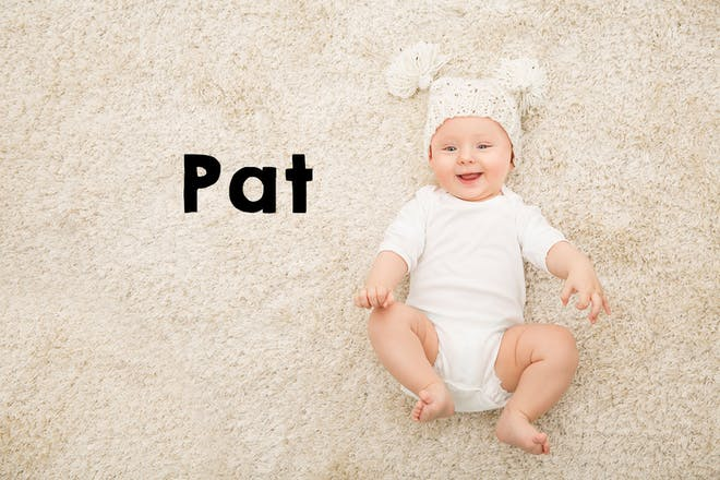 Pat baby name