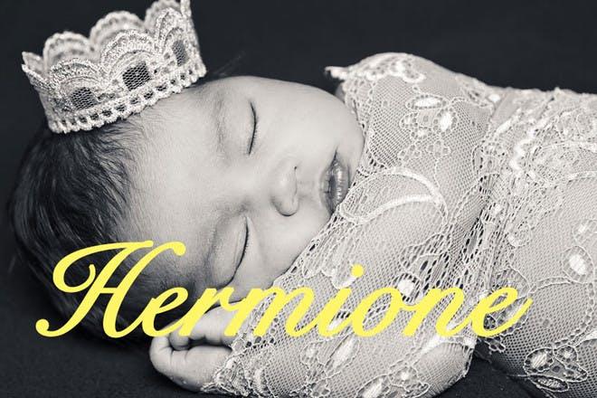 39. Hermione
