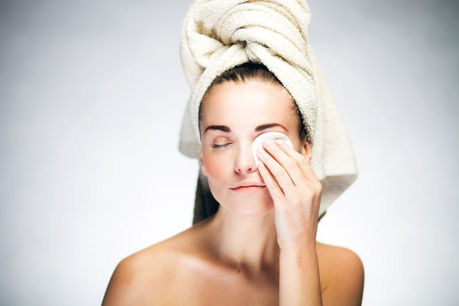 Tips for getting rid of spots