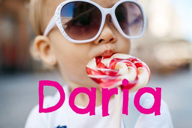 10. Daria