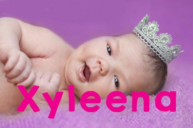 Baby name Xyleena