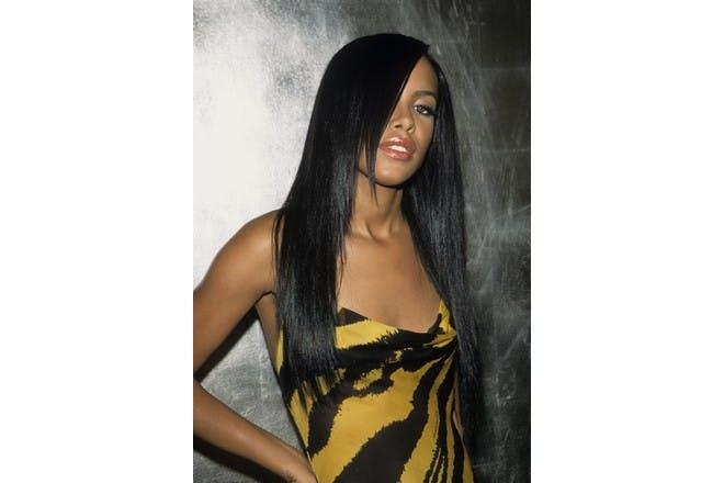 8. Aaliyah