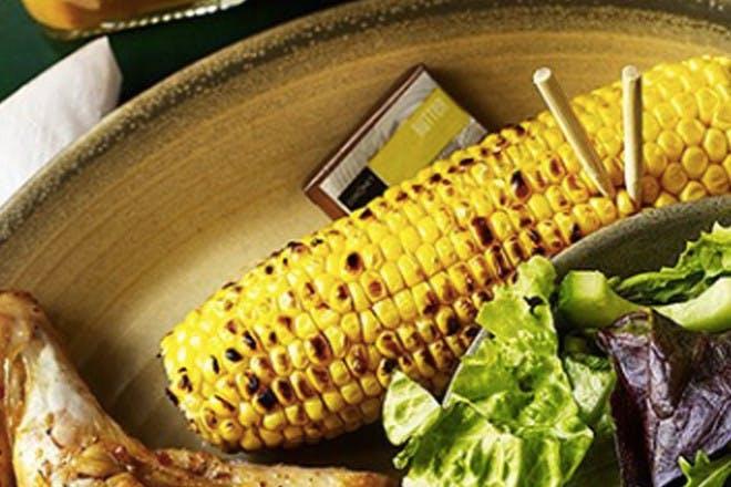 11. Corn on the cob