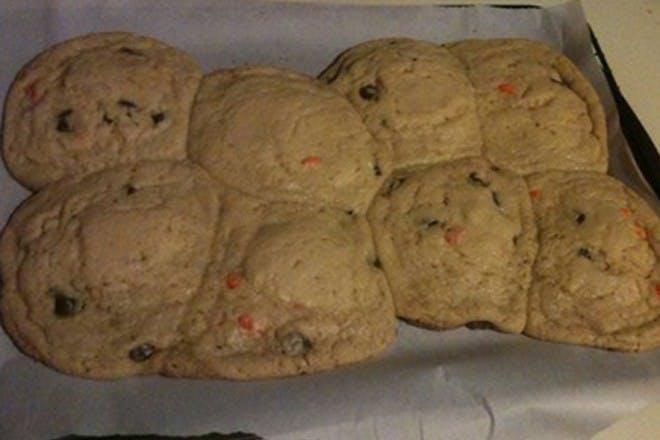 chocolate chip cookies fail