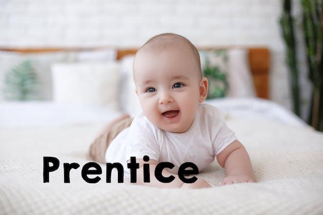 Prentice baby name