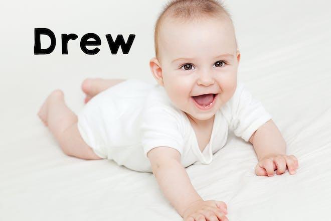 Drew baby name
