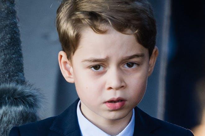 Prince George Christmas 2019