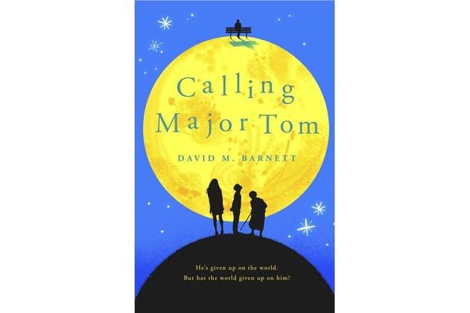Calling Major Tom by David Barnett