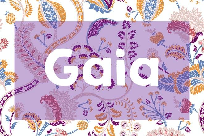 Gaia name