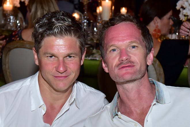 12. Neil Patrick Harris and David Burtka