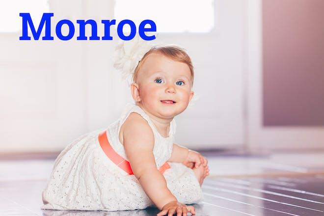 Monroe baby name