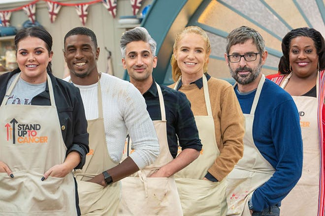 22. The Great Celebrity Bake Off for Stand Up To Cancer