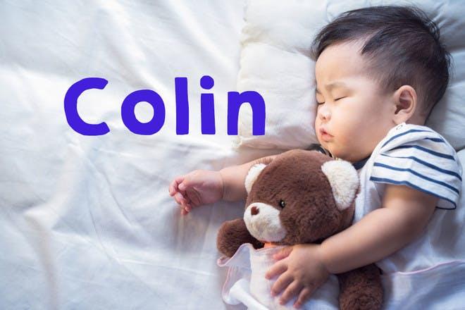 11. Colin