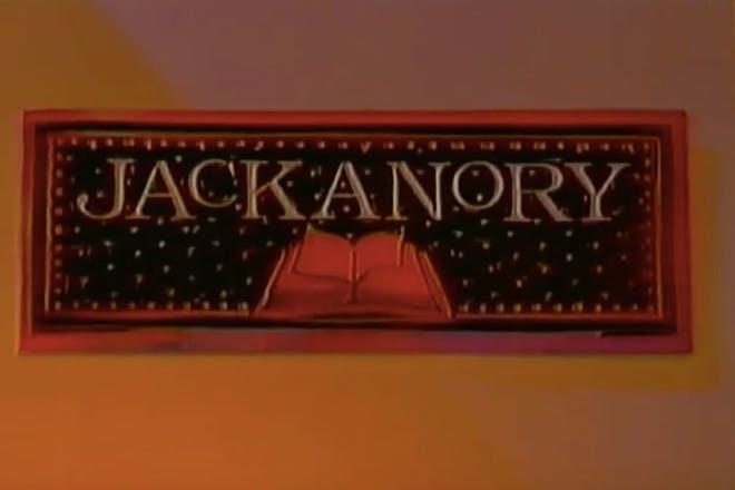 17. Jackanory