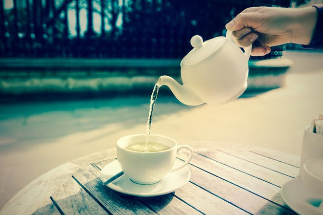 5. Cool down with a cuppa