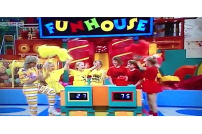 children on tv show