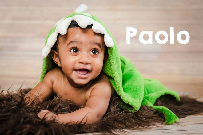 Paolo baby name